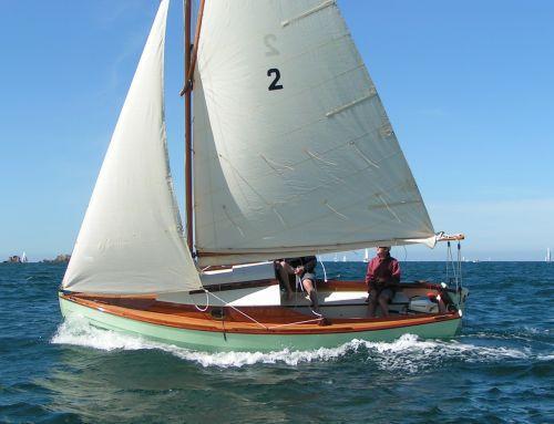 Article sur le Béniguet dans Classic Boat 2017